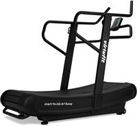 VirtuFit Pro Elite HiiT Running Loopband - Curved Treadmill