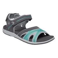 sandalen Lady Santa Clara dames keramiekblauw
