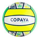 Copaya Bal voor beachvolley BV100 Fun fluogeel
