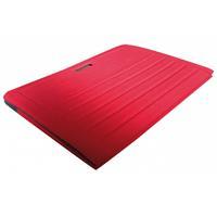 Sveltus opvouwbare mat polyester/foam rood 170 x 70 cm