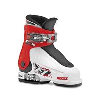 Roces skischoenen Idea Up junior wit/zwart/rood 29 S