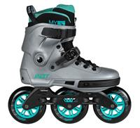Powerslide Next Arctic Grey 110 Skates Senior