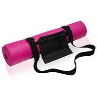 Yogamat roze 190 x 61 cm Roze