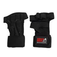 gorillawear Gorilla Wear Yuma Fitness Handschoenen - Zwart - L