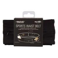 Avento sportband Taille Lycra zwart