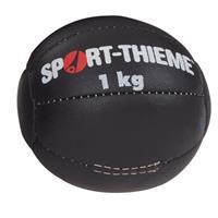 Sport-Thieme Medicine bal Zwart, 7 kg, ø 22 cm