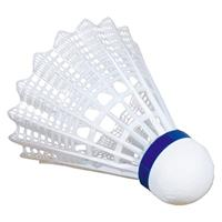 Victor Badmintonshuttle Shuttle 2000, Blauw, middel, wit