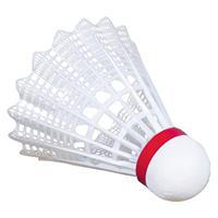 Victor Badmintonshuttle Shuttle 2000, Rood, snel, wit