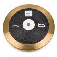 Nordic Wedstrijd-Discus Master, 2 kg