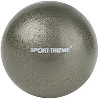 Sport-Thieme Wedstrijd-Stootkogel Gietijzer, 4 kg, grijs, ø 102 mm