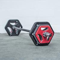 Hot Iron Lange Halter-Set, Premium PU SGR