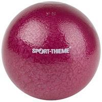 Sport-Thieme Wedstrijd-Stootkogel Gietijzer, 5 kg, rood, ø 109 mm