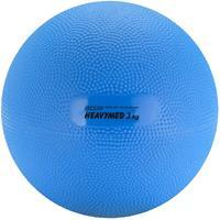 Gymnic Heavymed, 3.000 g, ø 17 cm, blauw