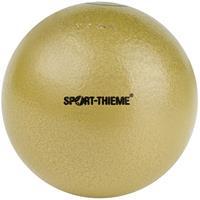 Sport-Thieme Wedstrijd-Stootkogel Gietijzer, 7,26 kg, geel, ø 126 mm