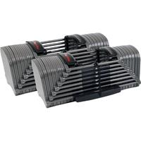 PowerBlock Sport halterpaar, Sport 90 EXP = 2,0–22,5 kg