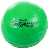 Spordas Medicinebal Yuck-E-Medicinebal, 2 kg, ø 16 cm, groen