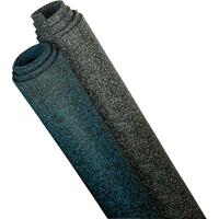 BSW Sportvloer Everroll, Zwart-Blauw, 10 mm