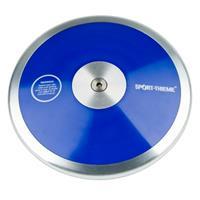 Sport-Thieme Wedstrijd-Discus Kunststof, 1,5 kg