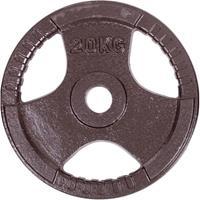 Sport-Thieme Gietijzeren Wedstrijdhalterschijven, 20 kg