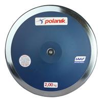 Polanik Wedstrijd-Discus , 2 kg