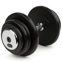 Sport-Thieme Compacte Halters, 25 kg