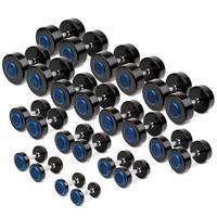 Sport-Thieme Compacte Halterset PU, 2,5-30 kg