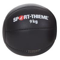 Sport-Thieme Medicine bal Zwart, 9 kg