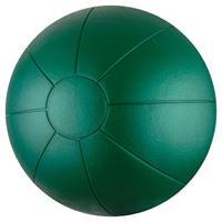 Togu Medicinebal uit rubber, 4 kg, ø 34 cm, groen