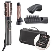 Remington Warmluftbürste AS8606, Curl & Straight Confidence 3-in1 Ionen Styler