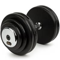 Sport-Thieme Compacte Halters, 30 kg