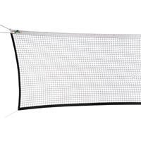 Badmintonnet voor meervoudige speelvelden, 2 netten - 15 m