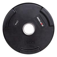 Sport-Thieme Wedstrijd-PU-Halterschijf, 1,25 kg