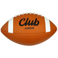 american football Club junior rubber oranje