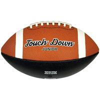 Midwest american football Touch Down junior rubber oranje/zwart