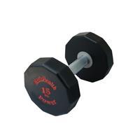 men'shealth Men's Health PU Dumbbell - 15 kg