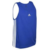 tank top Boxing heren polyester blauw