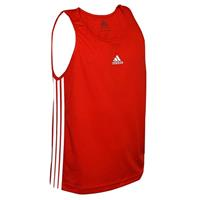 tank top Boxing heren polyester rood