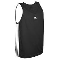 tank top Boxing heren polyester zwart