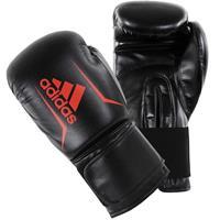 Adidas speed bokshandschoenen kunstleer zwart 4