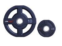 lifemaxx Olympische Halterschijven - 50mm - 20kg