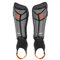 Reece Elmore Shinguards - Grey/Orange
