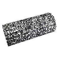 Urban Fitness foamroller Massage 32 x 14 cm EPP zwart/wit