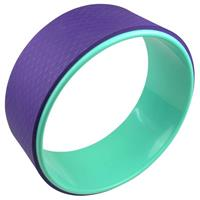 Urban Fitness pilates ring 33 cm ABS paars/groen