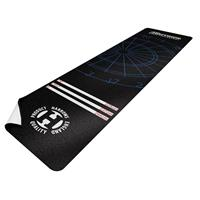 Harrows dartmat 300 x 65 cm nylon/latex zwart