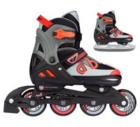 Nijdam Skate/Schaats Combo Red Raider Junior