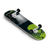 authentic sports & toys Skateboard Pro ABEC 5, Alien