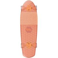 longboard Neon Clear Orange 68,5 cm acryl oranje