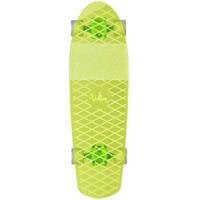 Volten longboard Neon Clear Yellow 68,5 cm acryl geel