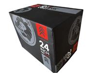 Crossmaxx LMX1297.Multi Soft Plyo Box Black