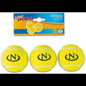 NSP Tennisbälle, 3 Stück